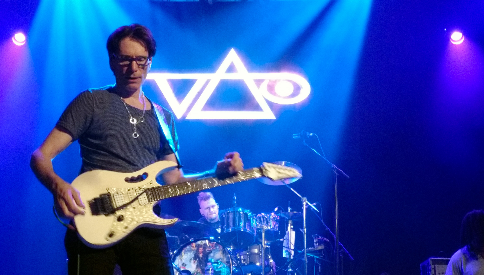 steve vai poassion and warfare rehearsal répétition evo