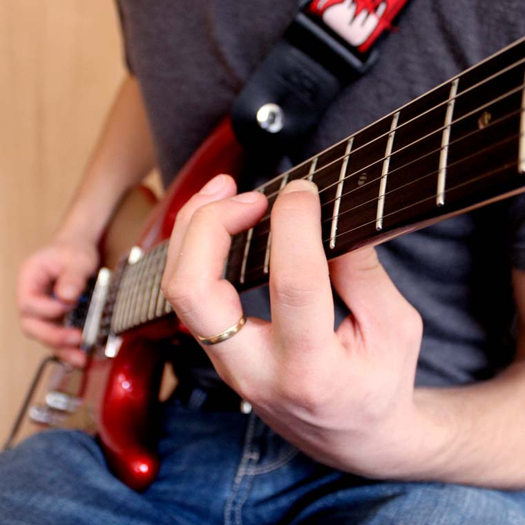 Cours de guitare en ligne