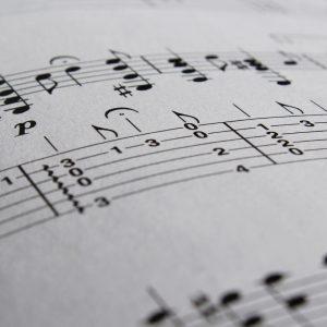 transcription musicale relevé partition arrangement guitare tablature saturax robin angelini