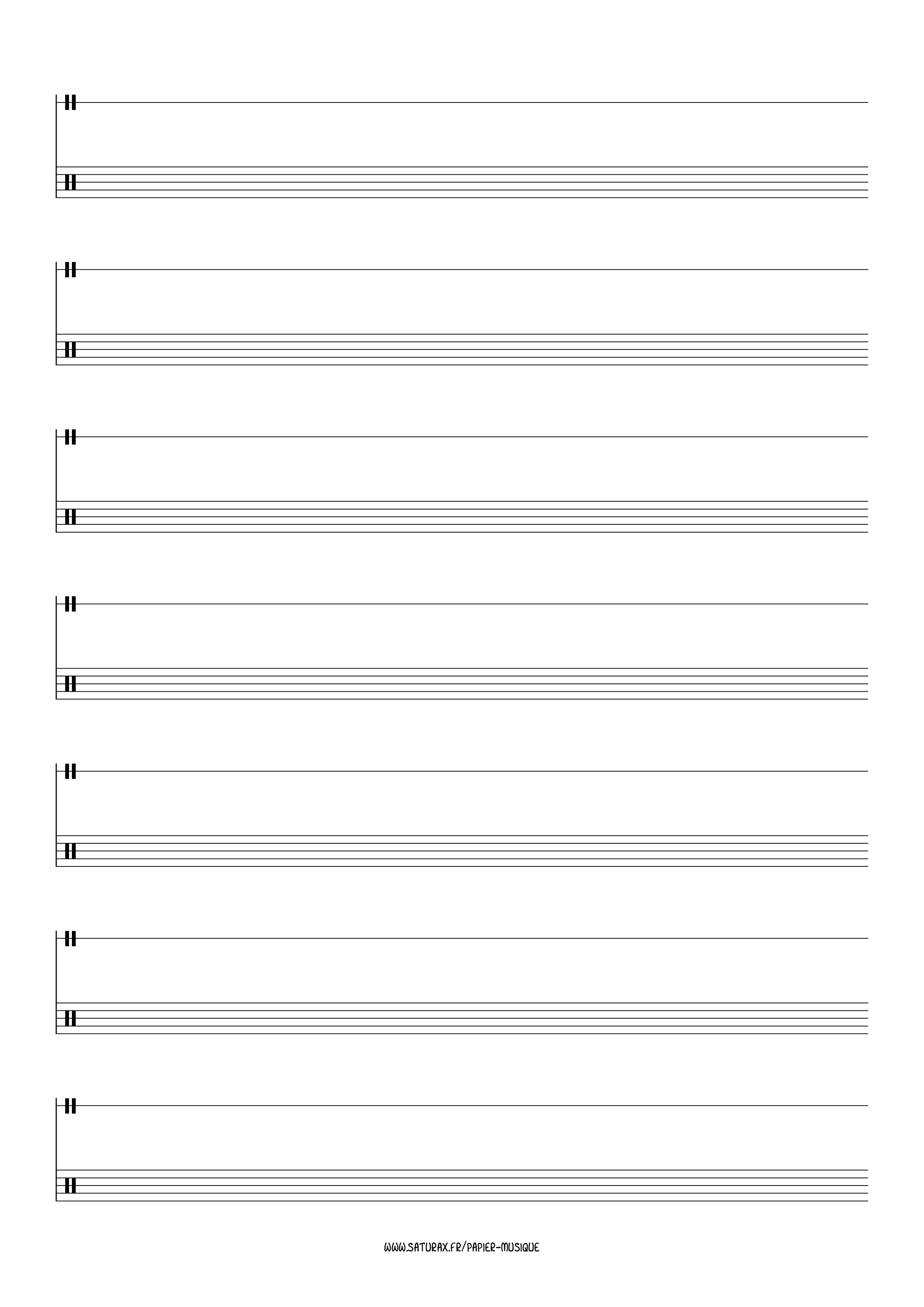 papier musique gratuit download pdf percus percussions batterie batteur