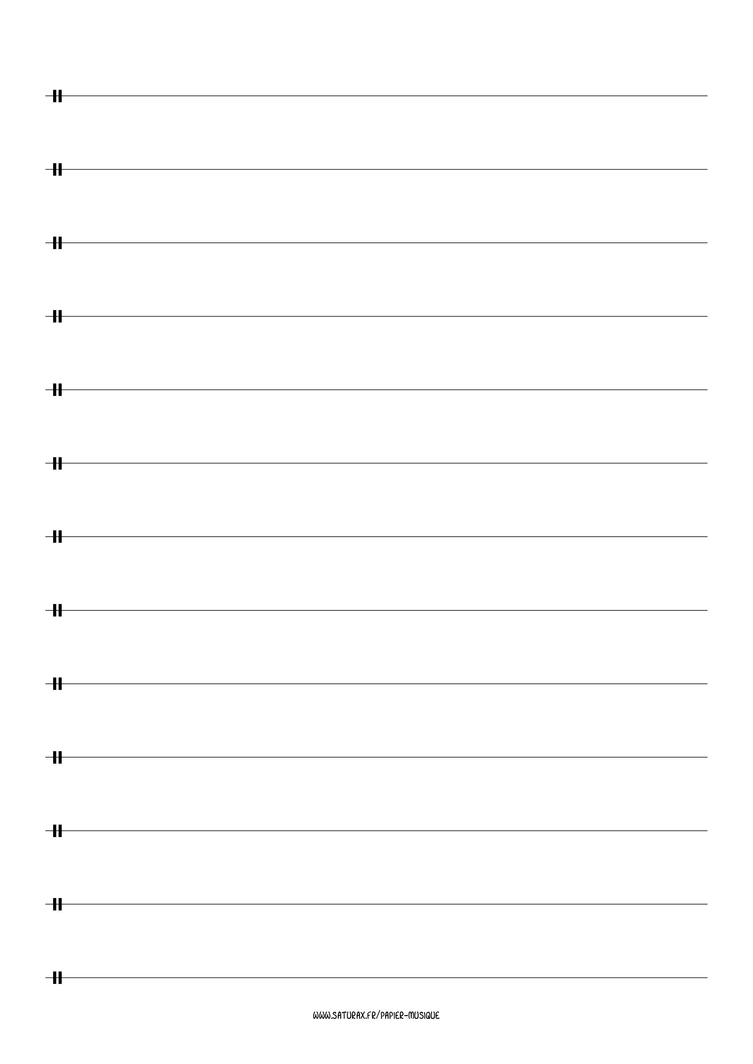 papier musique gratuit download pdf percus percussions