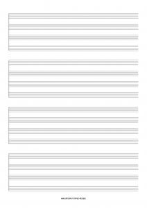 papier musique gratuit download pdf quartet