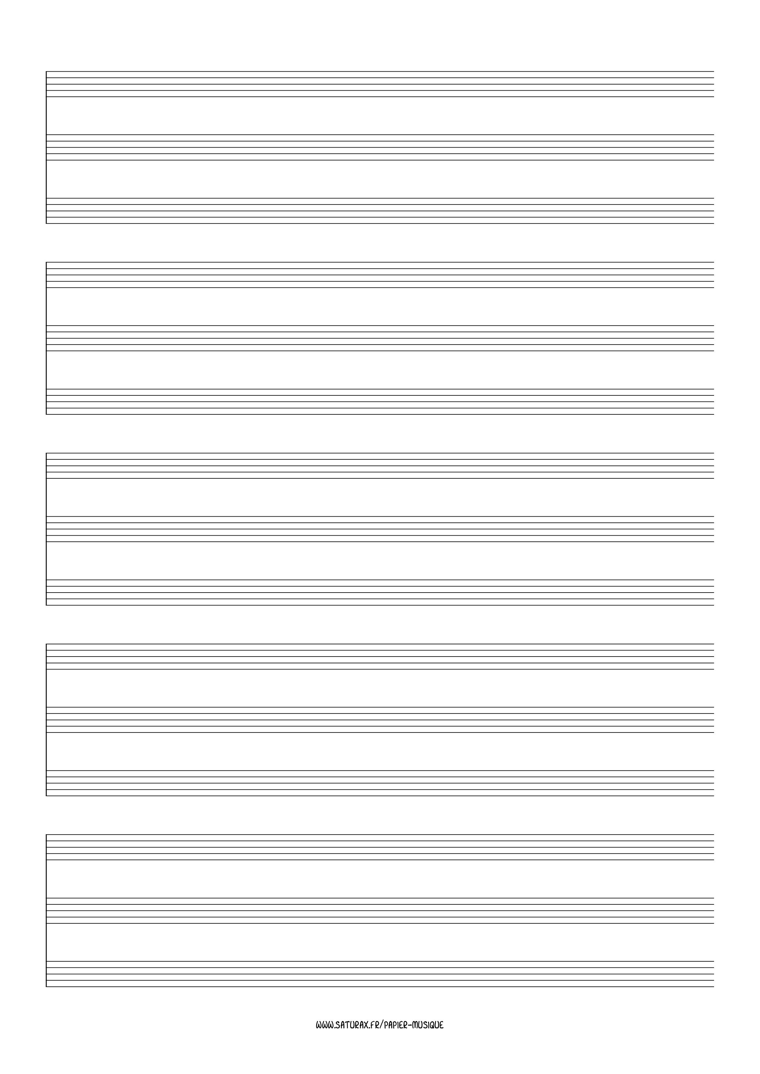 papier musique gratuit download pdf trio