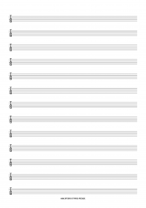 papier musique gratuit download pdf tablature tab banjo