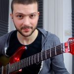 masterclass cours notes du manche guitare saturax robin angelini