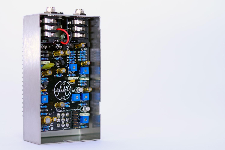 anasounds pédale intérieur electronique