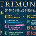 Les nuits de la Guitare 2017 à Patrimonio: le programme