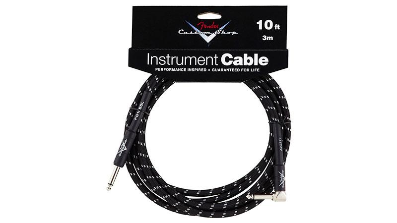 accessoires guitare cadeau cable fender pas cher custom shop