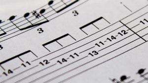 papier musique vierge gratuit