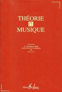 theorie de la musique adolphe a dahauser édition revue et augmentée henri lemoine livres de musique