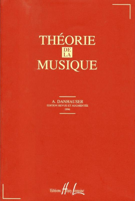 theorie de la musique adolphe a dahauser édition revue et augmentée henri lemoine