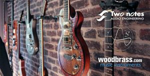 boutique guitar showcase woodbrass deluxe anasounds two notes