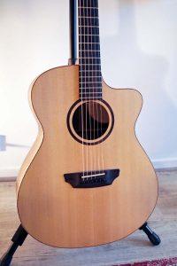 boutique guitar showcase donovan leah acoustique