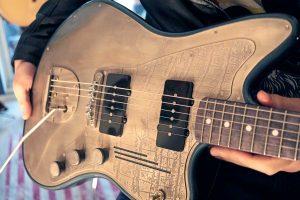 boutique guitar showcase james trussart jaguar
