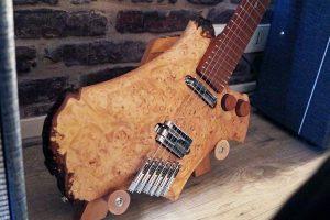 boutique guitar showcase mike sankey guitars