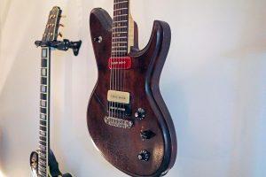 boutique guitar showcase spalt instruments guitare