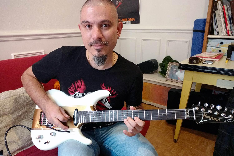 cours de guitare saturax cyril