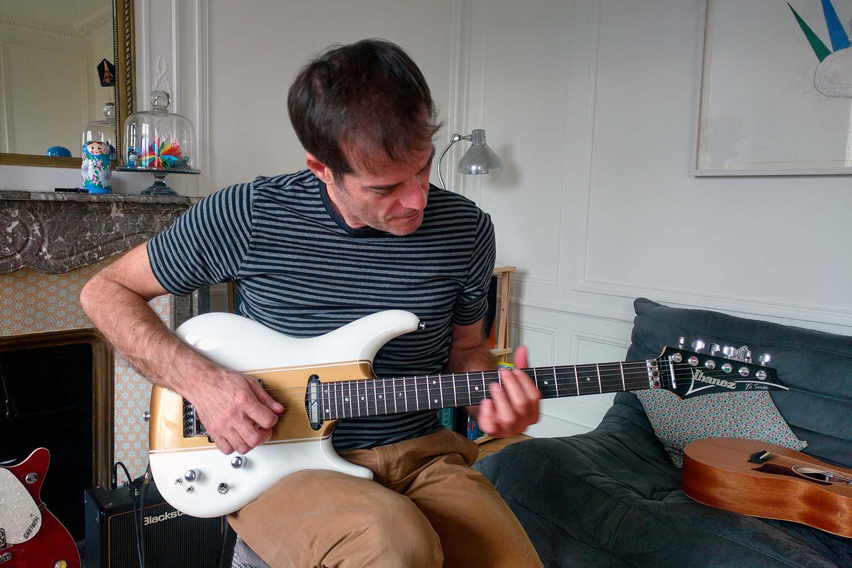 cours de guitare saturax yiannis