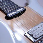 Ibanez JS avec Sustainiac, par le luthier Didier Duboscq