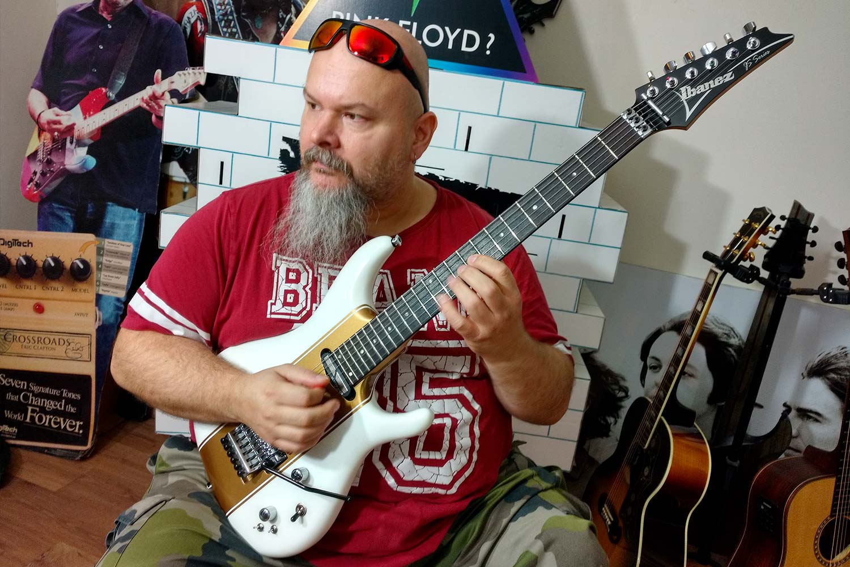 guitare xtreme ludovic egraz saturax