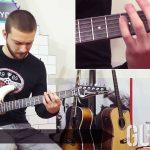 Solo à la manière de Joe Satriani – Guitare Xtreme 84