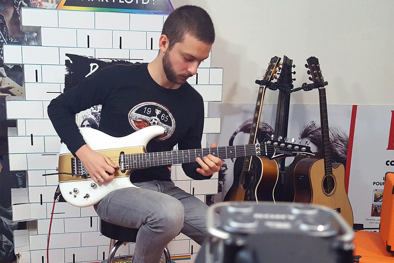 saturax guitare xtreme pedago lecon