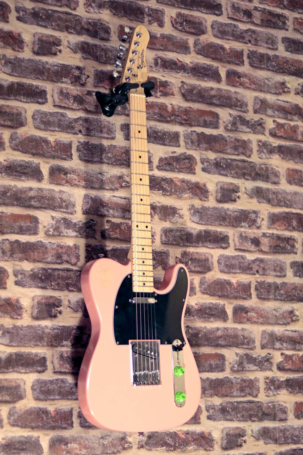 ripley telecaster eagletone custom shop