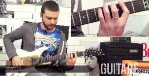guitare xtreme 85 magazine saturax legato hybrid picking