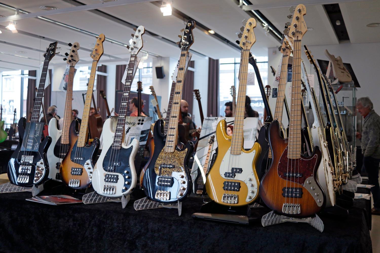 basses sandberg guitares au beffroi