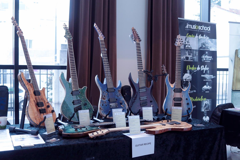 guitar recipe luthier guitares au beffroi