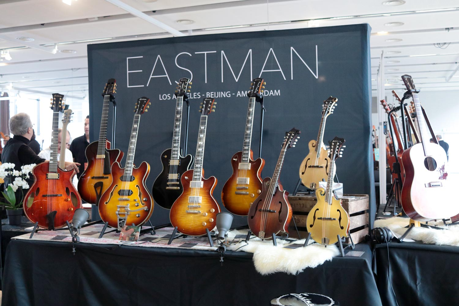 guitare electrique eastman guitares au beffroi