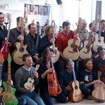 Guitares au Beffroi 2018 : Grand succès du salon des luthiers