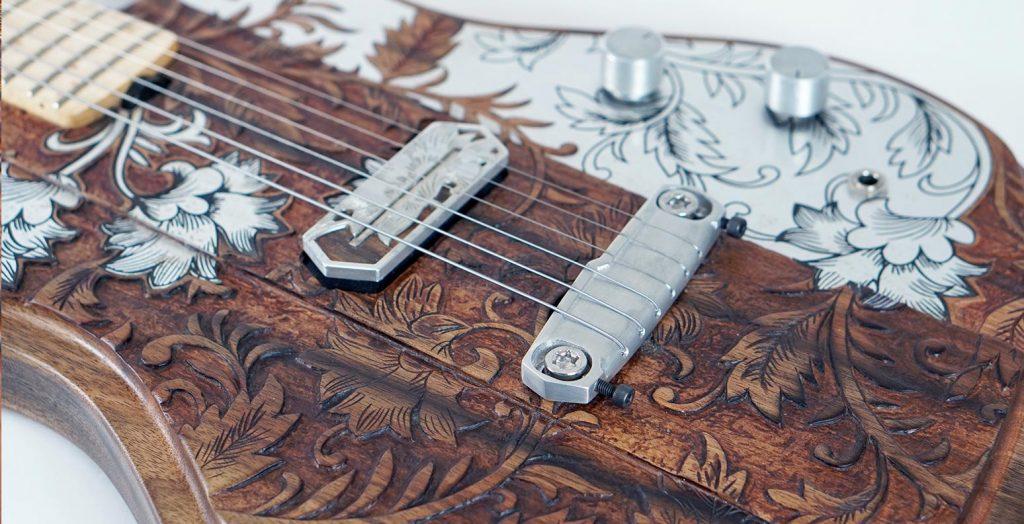 la dissidente guitare saturax test vidéo