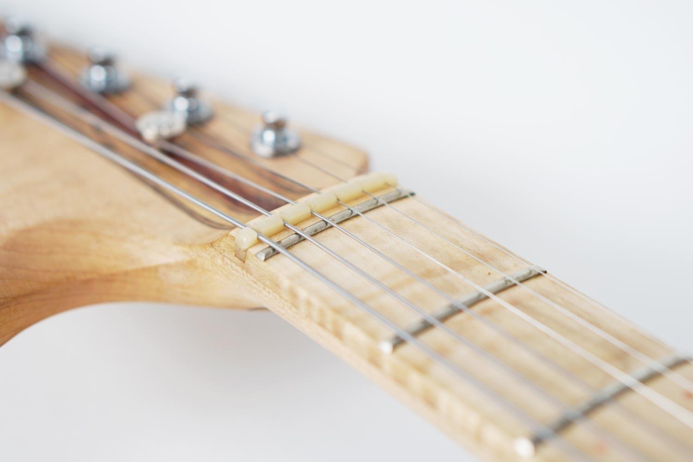 la dissidente sillet guitare frette zero