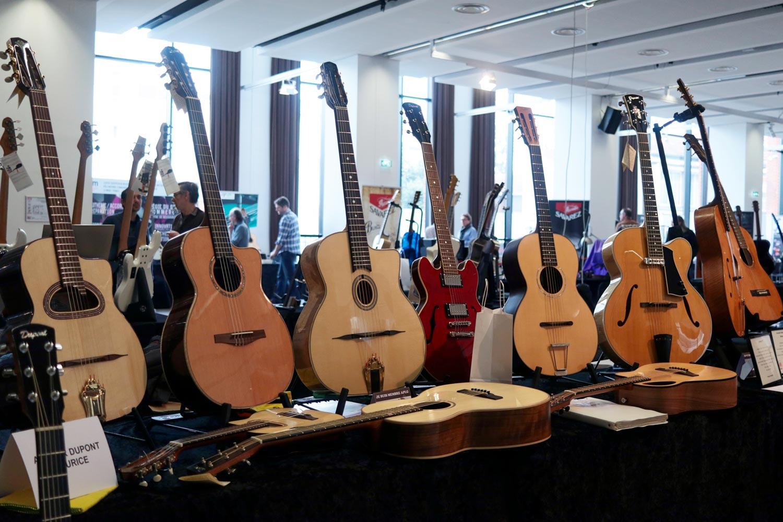luthier dupont maurice acoustique guitares au beffroi