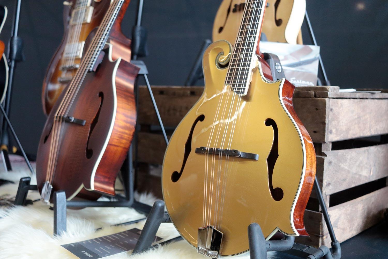 mandoline eastman