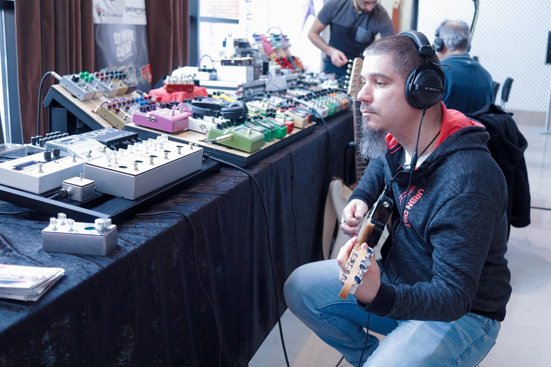 pedalier anasounds beffroi cyril tarrade guitares au beffroi