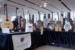 theo kazourian luthier manouche guitares au beffroi