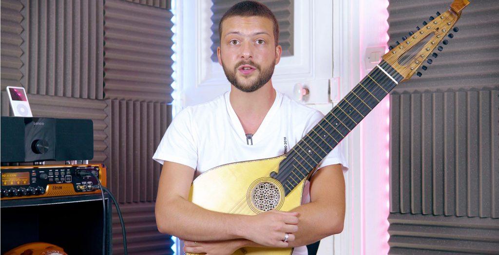 cetera corse instrument traditionnel saturax robin angelini
