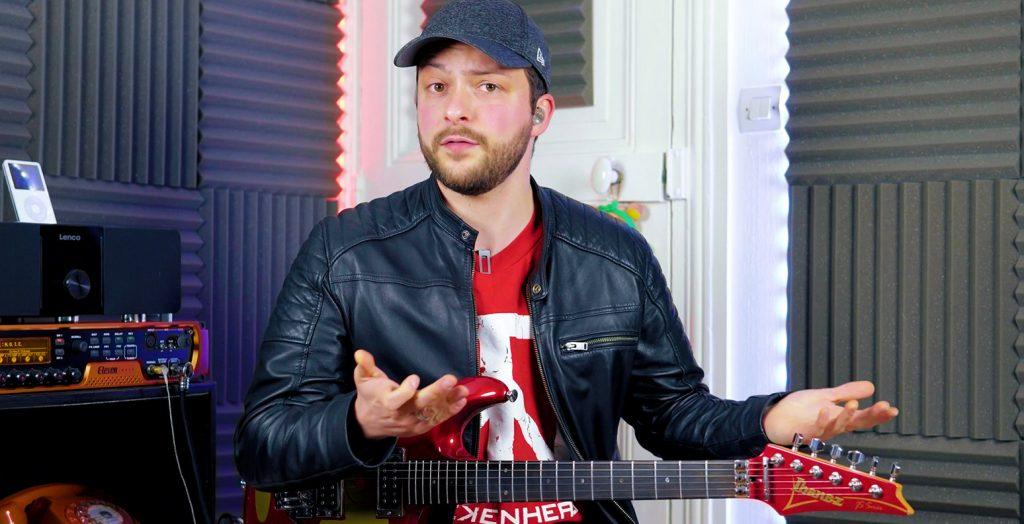 tuto guitare joe satriani licks