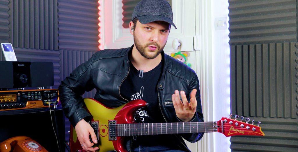 tuto guitare blues riffs