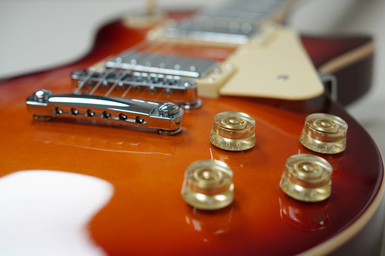 chevalet tune o matic volume tone
