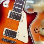 Test de la Eastone LP100, guitare pour débutant